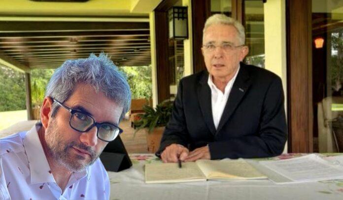Bedout sobre Uribe en la Comisión de la Verdad