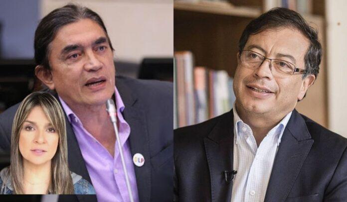 Campaña contra la Colombia Humana