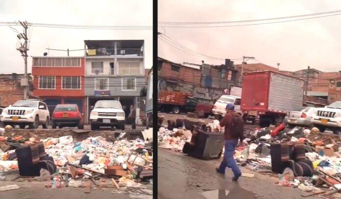 Ciudad de Cali en Bogotá