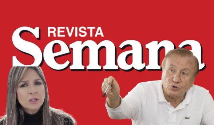 Críticas por portada de Revista Semana sobre Rodolfo Hernández
