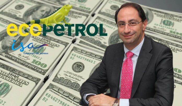 El dólar en caída por compra Ecopetrol a Isa