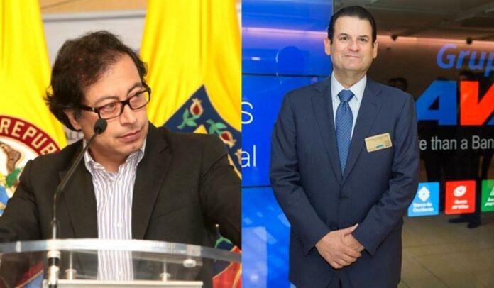 El hijo de Luis Carlos Sarmiento Angulo comparte la visión de Gustavo Petro