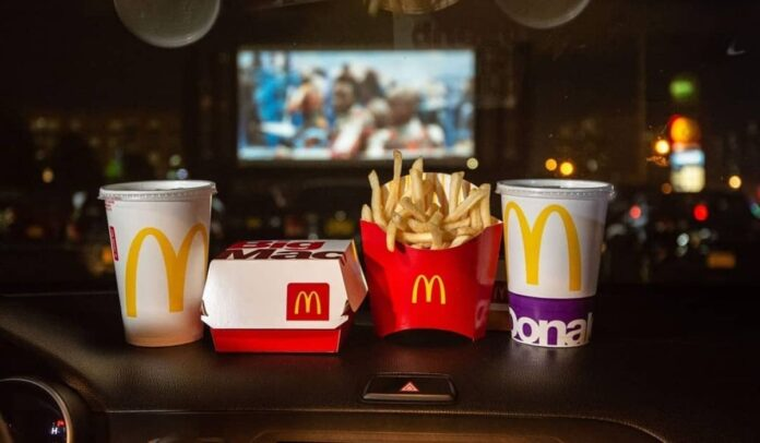 El truco de conseguir papas McDonald's gratis
