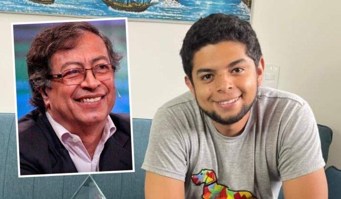 Faber Burgos sobre Gustavo Petro