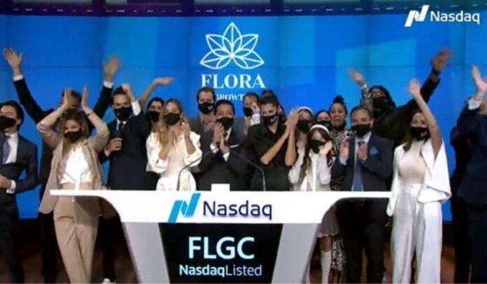 Flora Growth Corp cotiza NASDAQ