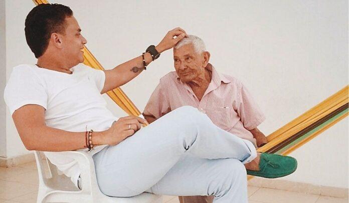 Hasta siempre viejo chiche! Trabajador incansable, ejemplo de honestidad, respeto y amor, dijo Silvestre Dangond