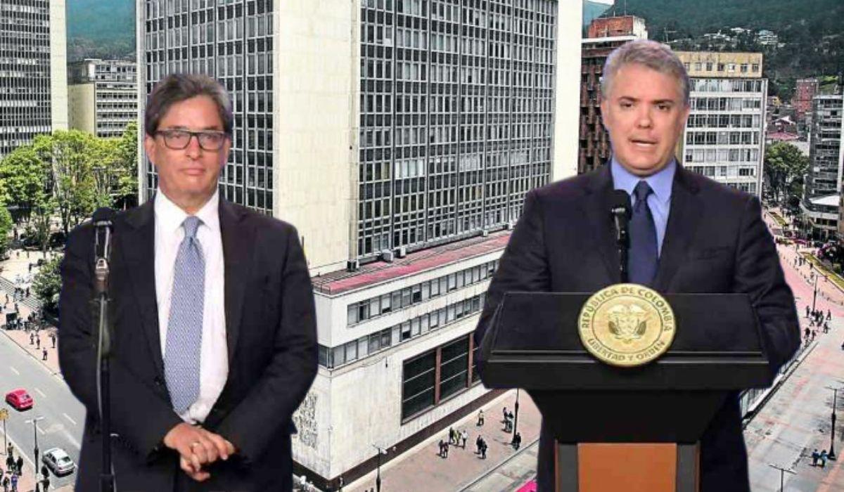 Iván Duque nombra a Alberto Carrasquilla como coodirector del Banco de la República