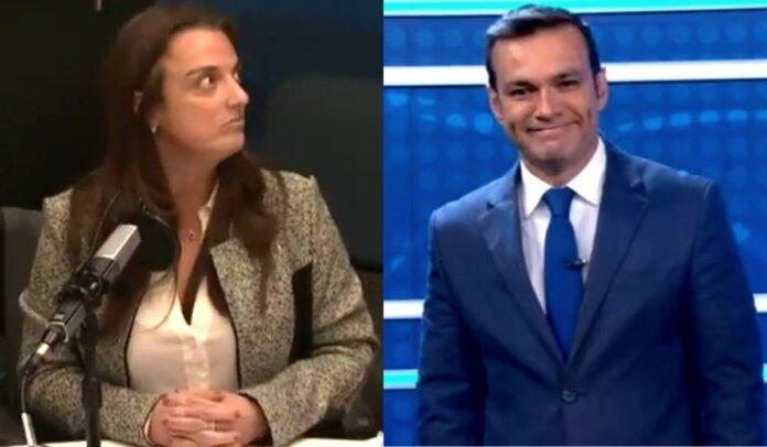 La entrevista sin aviso de Juan Diego Alvira a la ministra TIC
