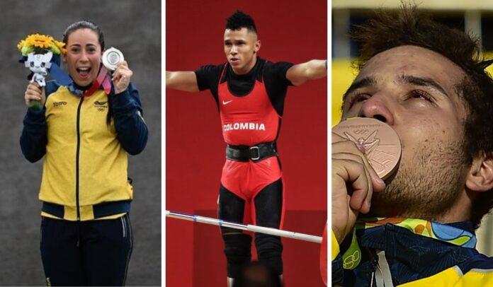 La mayoría de deportistas colombianos estuvieron de paseo en Tokio