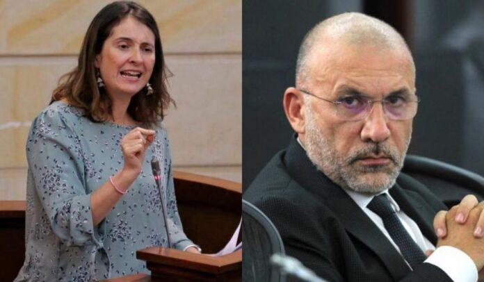 La polémica frase de Paloma Valencia sobre la paz