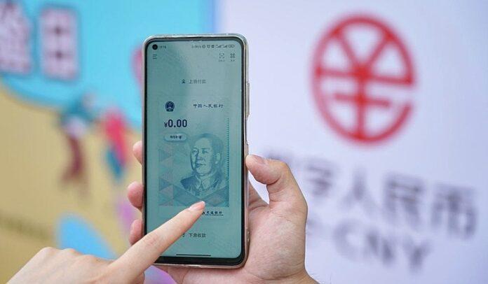 Los chinos solo quieren posicionar su moneda digital