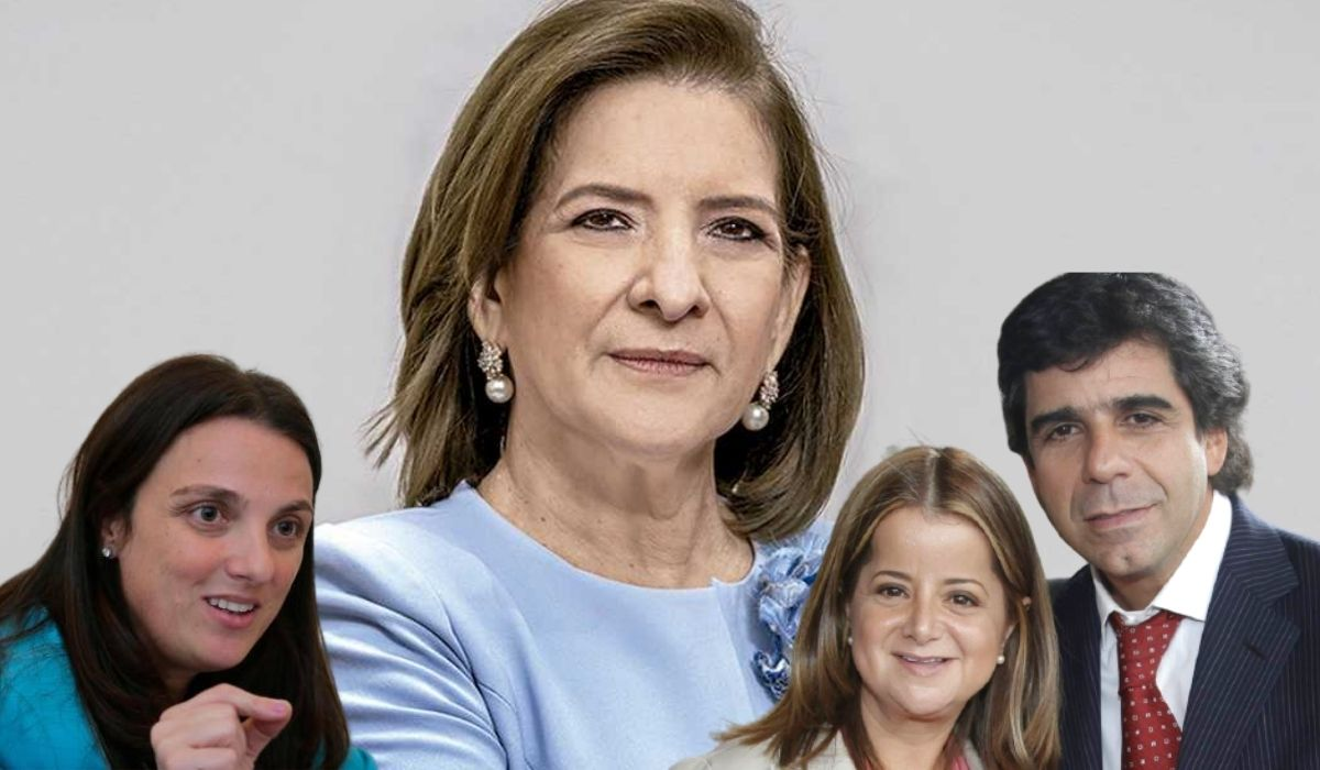 Nexos de Margarita Cabello con los Char