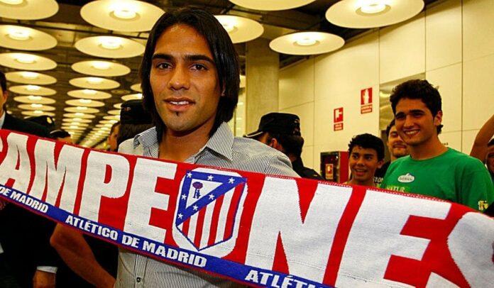 Radamel Falcao quiere volver al Atlético de Madrid