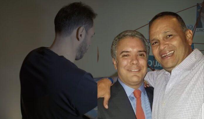 Serie Matarife sobre el Ñeñe e Iván Duque