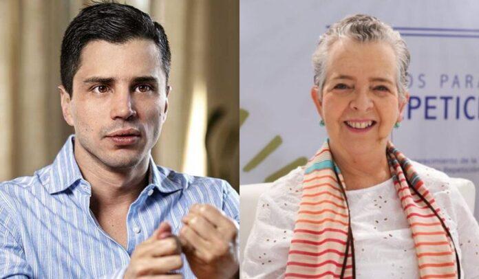 Tomás Uribe contra Lucía González