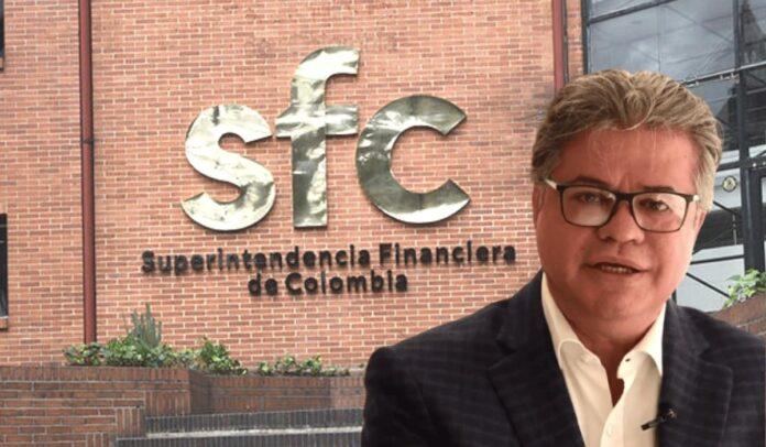 Wilson Arias arremete contra la Superintendencia Financiera