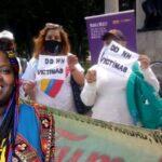 Yolanda Perea pide apoyo para curules de paz