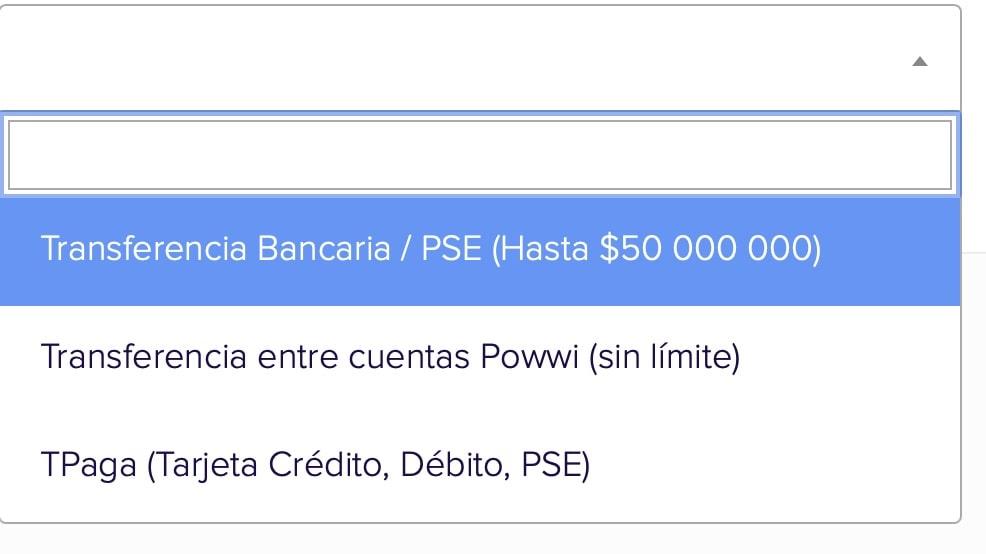 Compra y vende criptomonedas por cuentas bancarias colombianas vía PSE