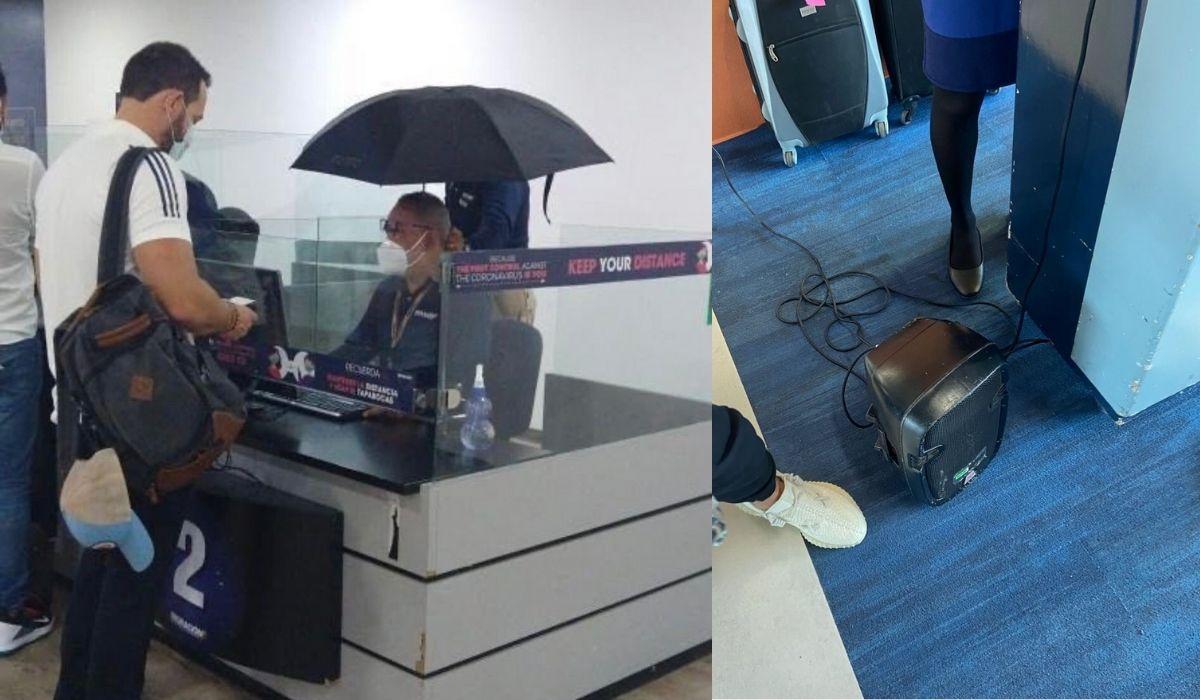 Aeropuerto de Barranquilla lleno de improvisación e irregularidades