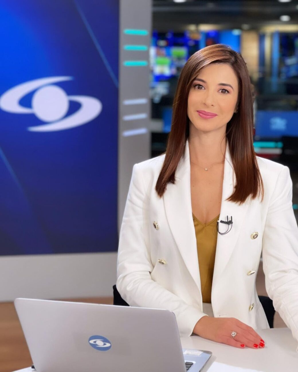Alejandra Giraldo, noticiero fin de semana,