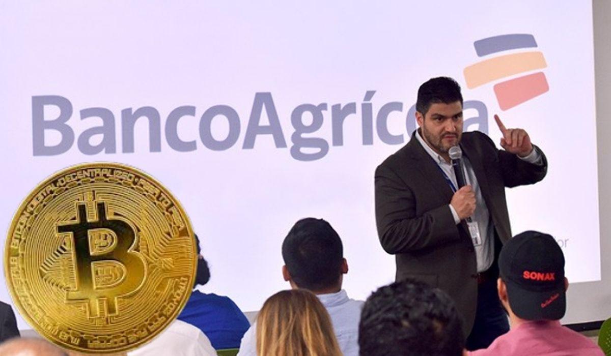 BancoAgrícola de Bancolombia ya comenzó a recibir pagos en BITCOIN