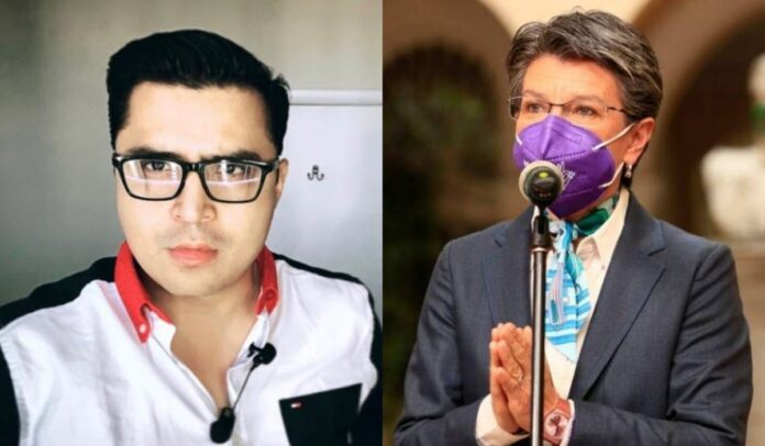 Beto Coral lanza dardos posiblemente contra Claudia López