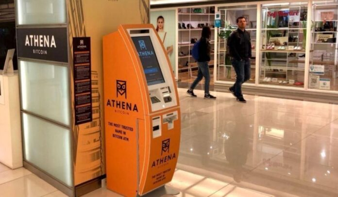Cajero Bitcoin en Argentina