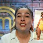 Carla Giraldo, participante de MasterChef Celebrity