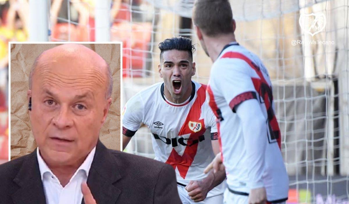 Carlos Antonio Vélez no está convencido del regreso de Falcao