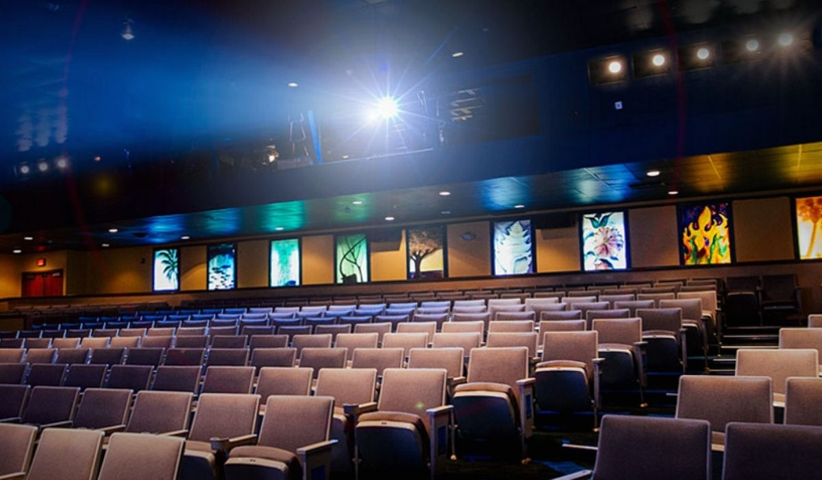 Cines y teatros en Bogotá