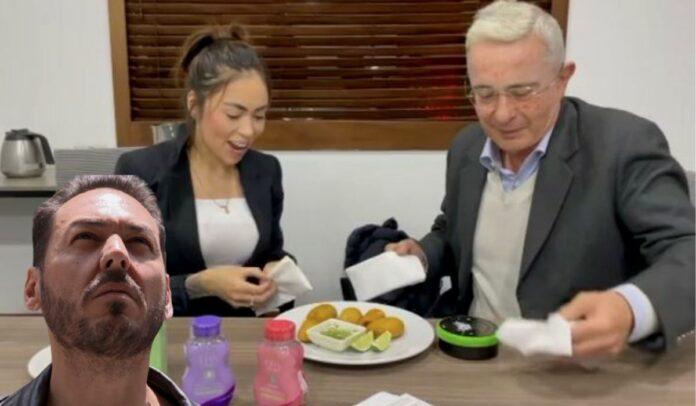 Daniel Mendoza Leal sobre reunión de Epa Colombia con Uribe