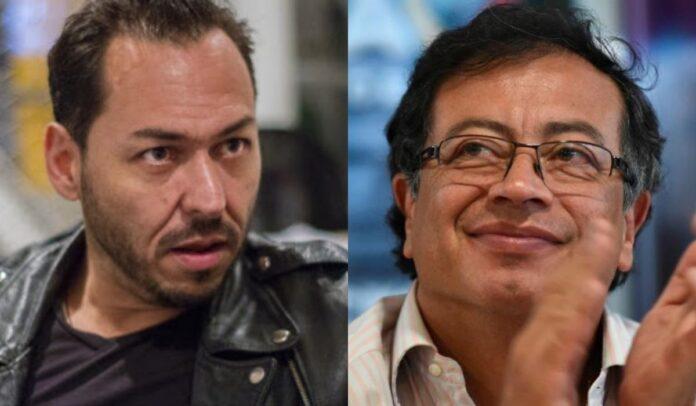 Daniel Mendoza sobre Gustavo Petro