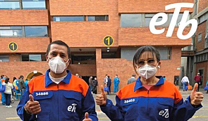 ETB, Empresa de Telecomunicaciones de Bogotá
