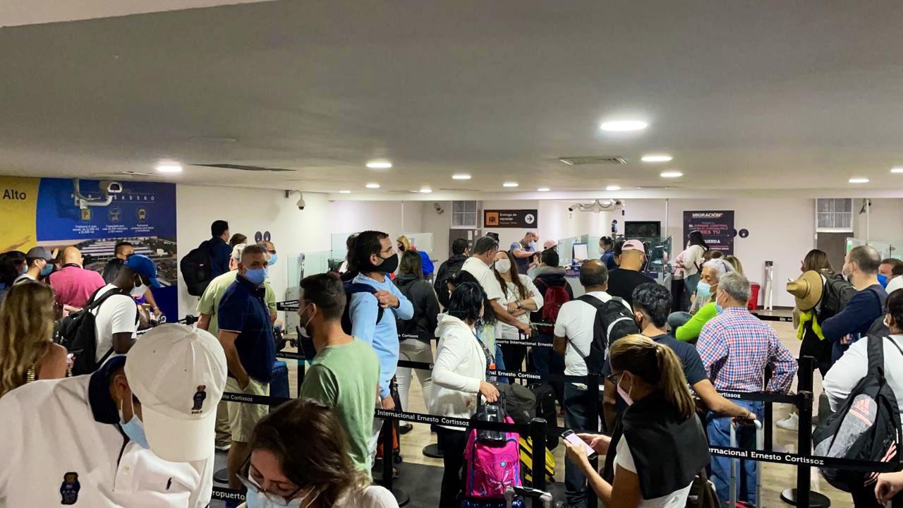 El mal servicio en el Aeropuerto de Barranquilla también son motivos de queja