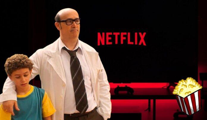 El olvido que seremos en Netflix