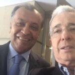 Gracias Embajador Álvaro Pava por su magnífica tarea en Argentina en representación del Pte Duque y de Colombia, dice Uribe