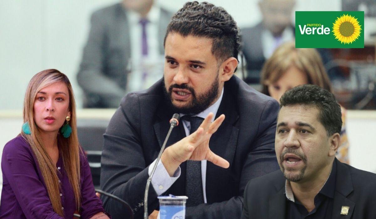 Inti Asprilla sobre la nueva generación del Partido Verde