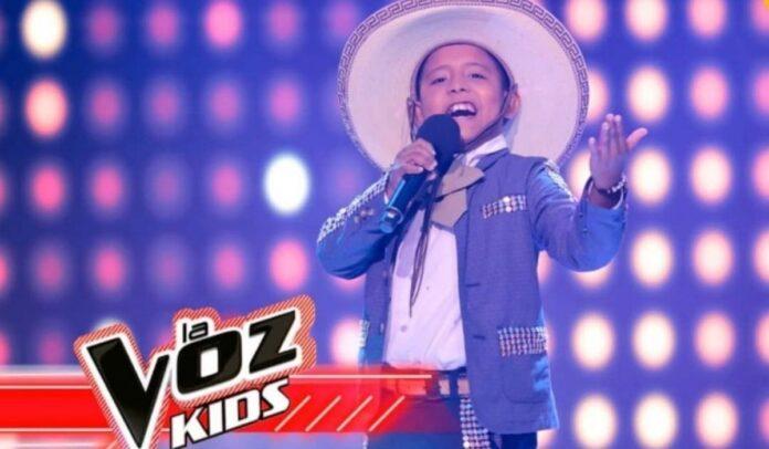 Jackson Barreto, exparticipante de La Voz Kids
