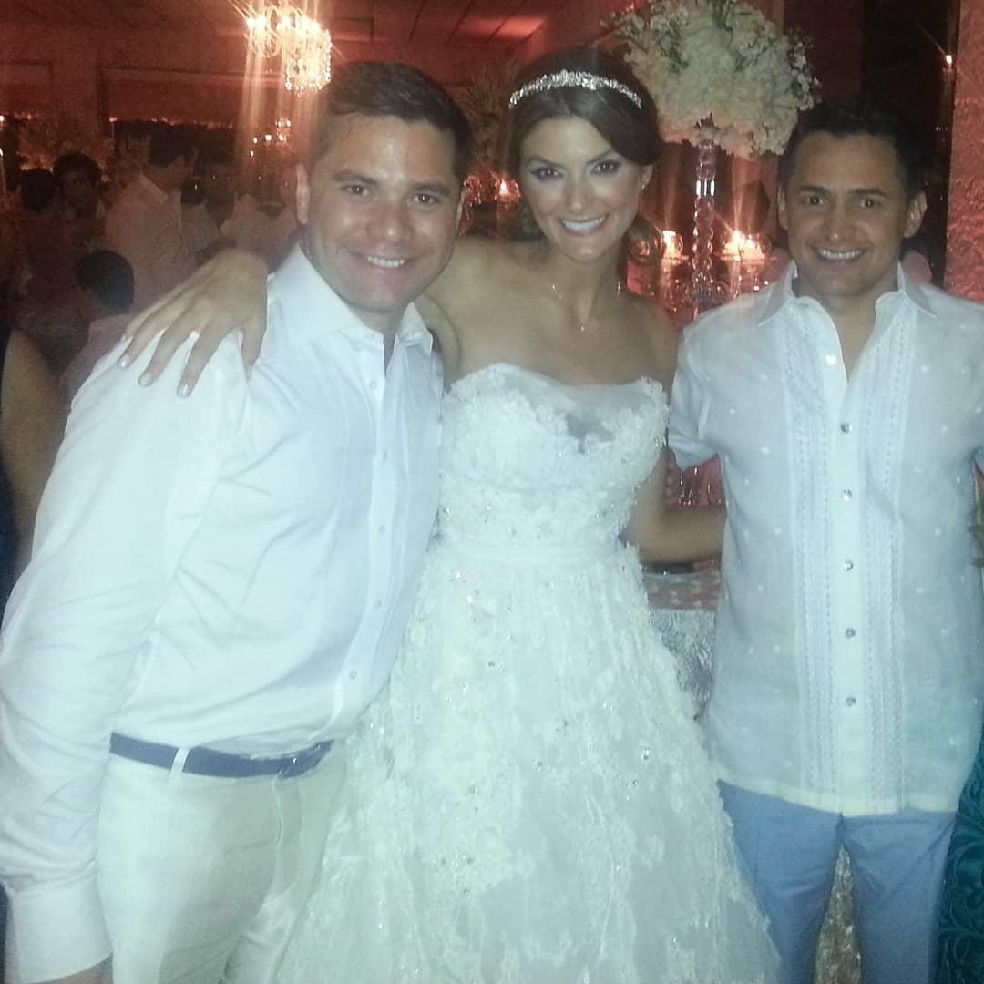 Jorge Celedón, el cantante del establecimiento (Matrimonio Luis Carlos Vélez y Siad Char).