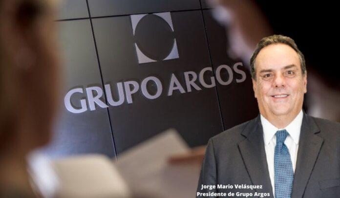 Jorge Mario Velásquez - Presidente de Grupo Argos