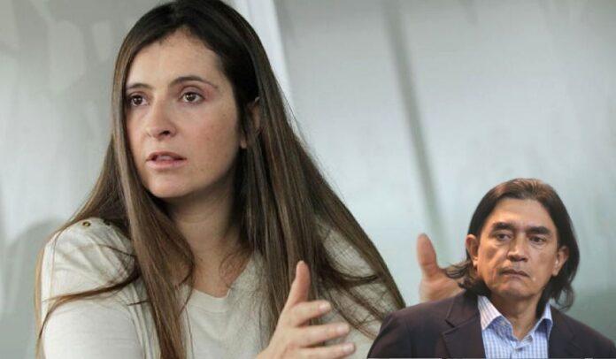 La arremetida de Paloma Valencia contra la izquierda