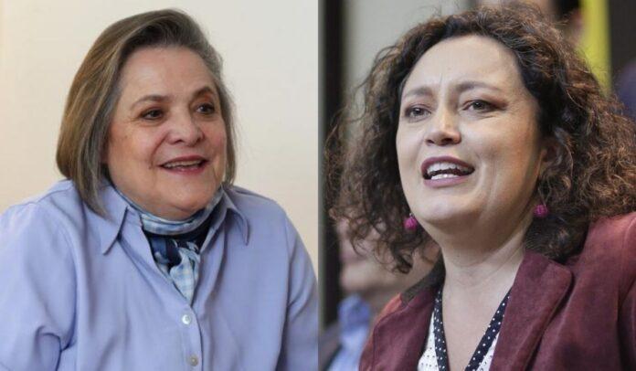 La invitación de Clara López a Angélica Lozano