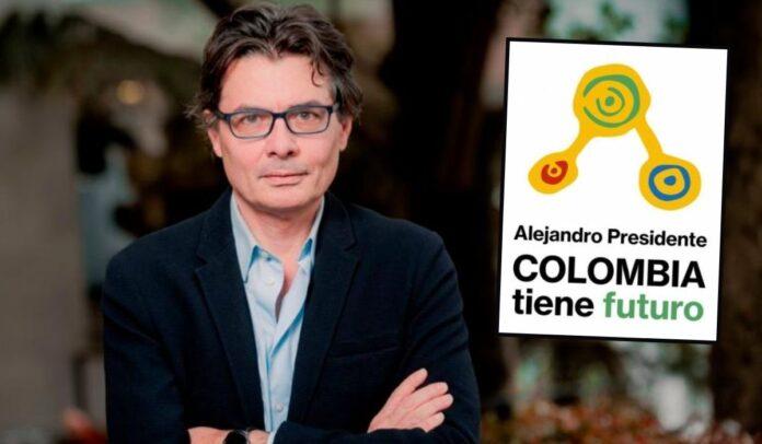 Logo de campaña de Alejandro Gaviria