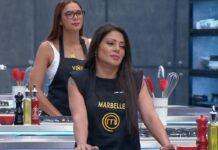 Marbelle, participante de MasterChef Celebrity