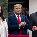 María Fernanda Cabal admira a Trump y a Bolsonaro