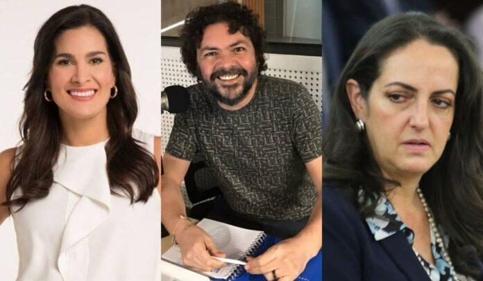 María Fernanda Cabal en Caracol Radio