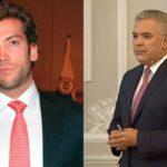 Martín Santos habló sobre la campaña que le hace Duque a Petro