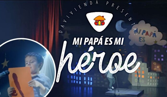Mi papá es mi hérore, el nuevo comercial de Davivienda