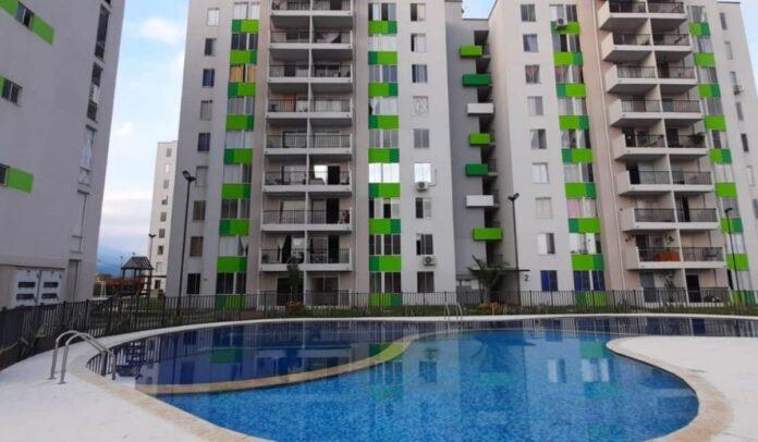 Movimiento de las viviendas nuevas en Colombia 2021