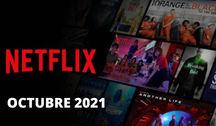 Netflix catálogo de octubre